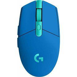 Logitech G305 Lightspeed bežični miš Blue