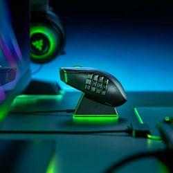 Razer Mouse Dock Chroma RGB, wireless Mouse Charging Dock, RC30-03050200-R3M1