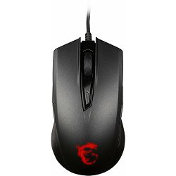 MSI Clutch GM40 Black gaming miš