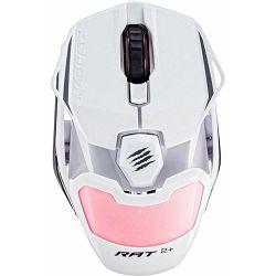 MS Mad Catz R.A.T. 2+ miš White