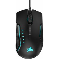 Corsair Glaive RGB Pro Black, USB Gaming Mouse, CH-9302211-EU
