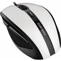 Cherry miš MC 3000 White, USB, JM-0120-0