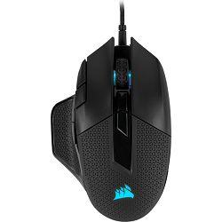 Corsair Nightsword RGB Tunable FPS/MOBA Gaming Mouse, CH-9306011-EU