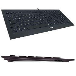Cherry STRAIT 3.0 tipkovnica, USB, crna