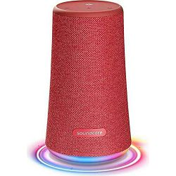 Anker Soundcore Flare Bluetooth 360° portable waterproof speaker, red, A3161G91