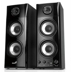 Genius SP-HF1800A II zvučnici 2.0, 50W, Drveni