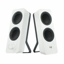 Logitech Z207 zvučnici 2.0 Bluetooth White