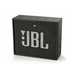 Prijenosni bežični bluetooth zvučnik JBL GO / black, JBLGOBLK