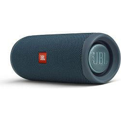 JBL Flip 5 prijenosni bežični bluetooth zvučnik, blue, JBLFLIP5BLU