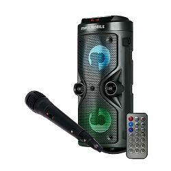 MAXMOBILE ZVUČNIK BLUETOOTH TWS KARAOKE F6005 RGB LED Z.Boys