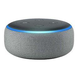 Amazon Echo Dot (3rd) Grey DE, B07PDHSPYD