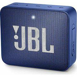 JBL GO 2 prijenosni bežični bluetooth zvučnik, blue, JBLGO2BLU
