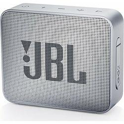 JBL GO 2 prijenosni bežični bluetooth zvučnik, grey, JBLGO2GRY
