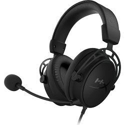 Kingston HyperX Cloud Alpha S Black 7.1, HX-HSCAS-BK/WW