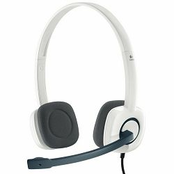 Logitech Headset H150 Wired White