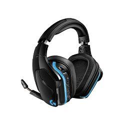 Logitech headset G635 7.1 Lightsync Gaming, USB i 3,5mm