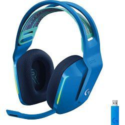 Logitech headset G733 Blue, 981-000943