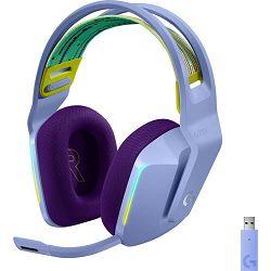Logitech headset G733 Lilac, 981-000890