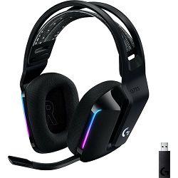 Logitech headset G733 Black, 981-000864