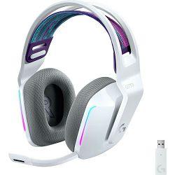 Logitech headset G733 White, 981-000883