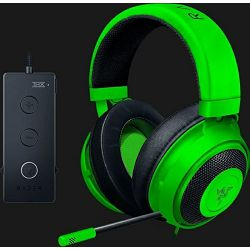 Razer Kraken tournament Edition igraće slušalice sa mikrofonom, USB, zelene, RZ04-02051100-R3M1