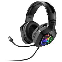 Sharkoon Rush ER30 stereo slušalice sa mikrofonom RGB (PC, PS4)