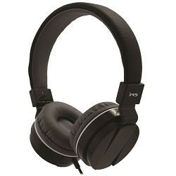 MS BEAT slušalice crne