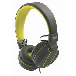 MS FEVER 2 slušalice sivo-žute