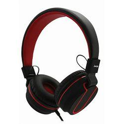 MS FEVER 2 slušalice crno-crvene