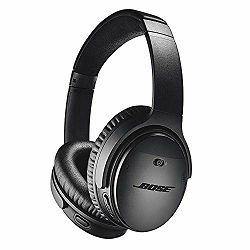 Bose QuietComfort 35 II black, Headphones (Over-Ear), 789564-0010