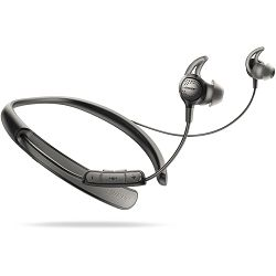 Bose QuietControl 30 Wireless Headset, Black, 761448-0010