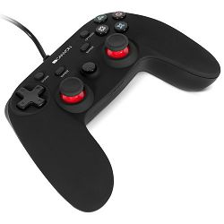 Canyon controller Wired CND-GP5, PC/PS4