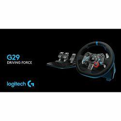 Logitech G920 Driving Force, USB (PC/Xbox One), 941-000123