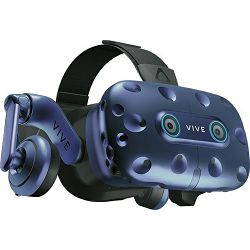 HTC Vive Pro Eye Virtual Reality Headset Kit, 99HARJ002