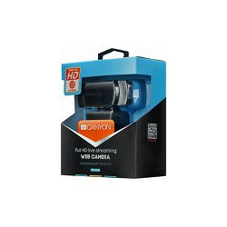 Canyon webcam 1080p FHD USB2.0, CNS-CWC5