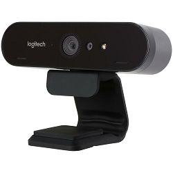LOGITECH HD WebCam BRIO, 4K UHD, 960-001106