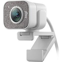Logitech Streamcam FullHD USB-C, White, 960-001297