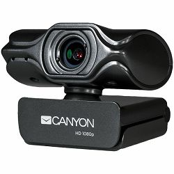 Canyon webcam 2k Ultra FHD USB2.0, CNS-CWC6