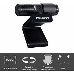 AVerMedia webcam Live Streamer PW313 1080p USB2.0