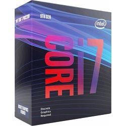 Intel Core i7-9700F, LGA1151, BX80684I79700F