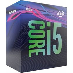 Intel Core i5-9400, LGA 1151, BOX,ima hladnjak, UHD Graphics 630,BX80684I59400SRG0Y