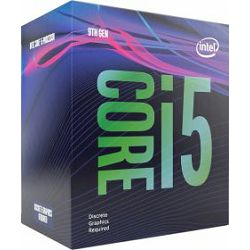 Intel Core i5-9500F, LGA 1151, BOX, 3.00GHz, , !! nema GPU !!,6 jezgri