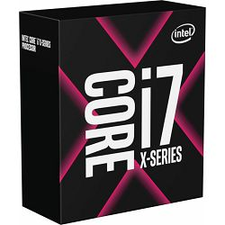 Intel Core i7-9800X, 8x 3.80GHz, boxed without cooler, BX80673I79800X