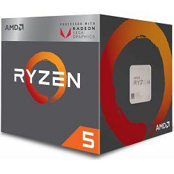 AMD 50 Bundle 3 AM4 2400G + MSI B450M PRO M.2