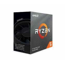 CPU AMD Ryzen 5 3600 BOX, s. AM4, 100-100000031BOX