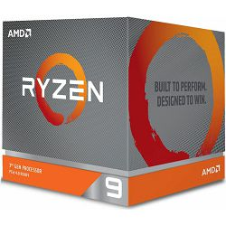 CPU AMD Ryzen 9 3900X box with Wraith Prism cooler, 100-100000023BOX