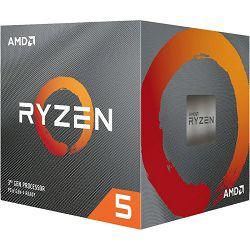 CPU AMD Ryzen 5 3500X BOX, s. AM4, 100-100000158BOX