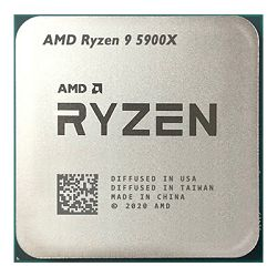 CPU AMD Ryzen 9 5900X (4.8GHz,70MB,105W,AM4) tray, !! nema coolera !!, 100-000000061