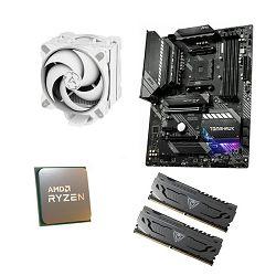 AMD Bundle Ryzen 5600X Tray Promo II, B550 Tomahawk, DDR4 16GB Patriot Viper 3200 MHz, Freezer 34 Esports DUO Grey