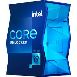 Intel Core  i9-11900K 3.50GHz, BX8070811900K, LGA1200, boxed without cooler